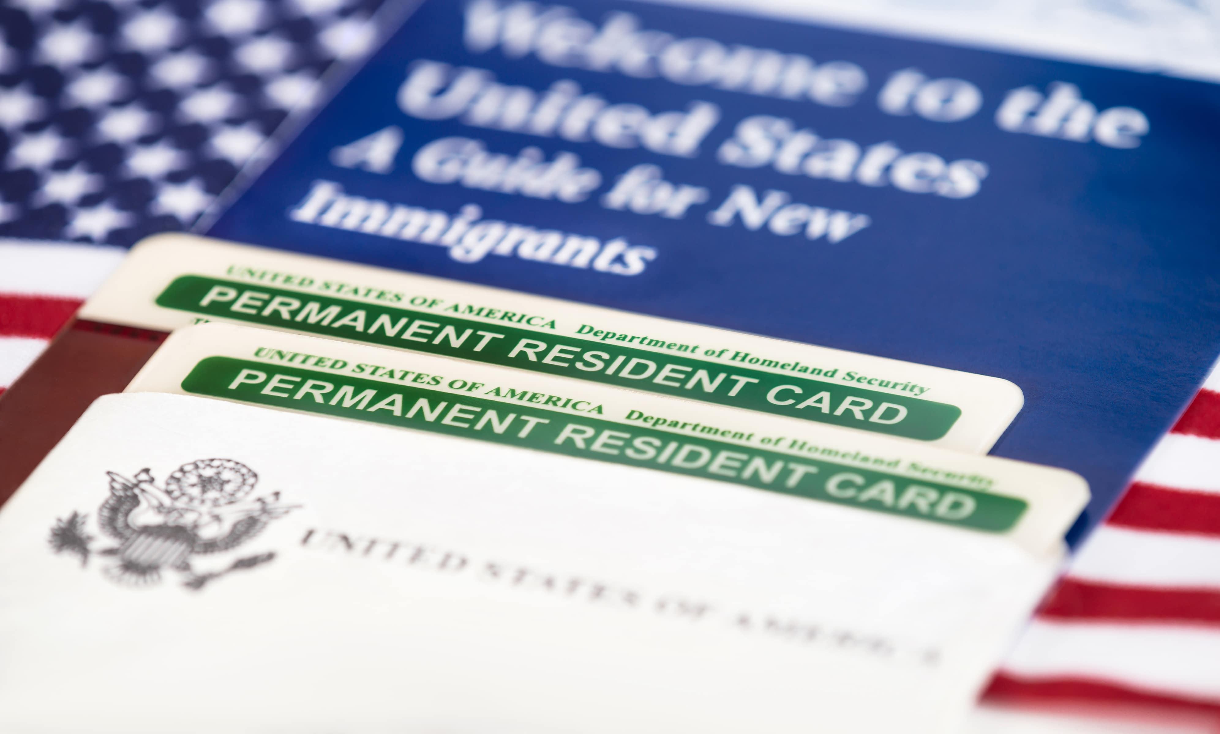 Passo a Passo para o Green Card