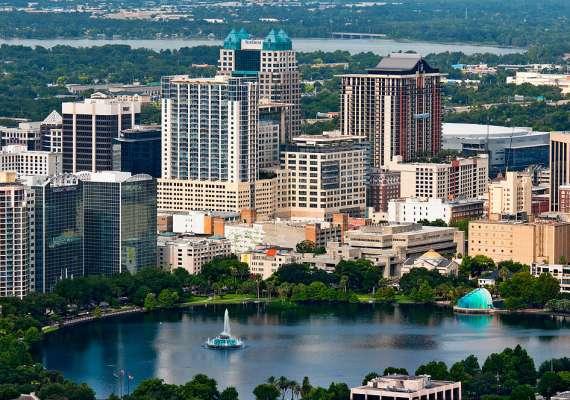 A Forbes, escolheu Orlando como a melhor cidade para investimento imobiliário em 2018
